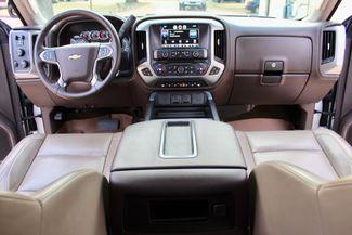 2015 Chevrolet Silverado 2500 HD LTZ Crew Cab 4X4 Z71 6.6L Duramax Diesel Allison Auto LIFTED LOADED Sealy, Texas 54