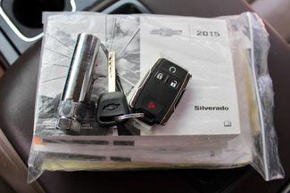 2015 Chevrolet Silverado 2500 HD LTZ Crew Cab 4X4 Z71 6.6L Duramax Diesel Allison Auto LIFTED LOADED Sealy, Texas 81