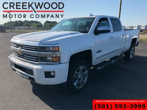 2015 Chevrolet Silverado 2500HD High Country 4x4 Diesel 1 Owner 20s Nav New Tires in Searcy, AR