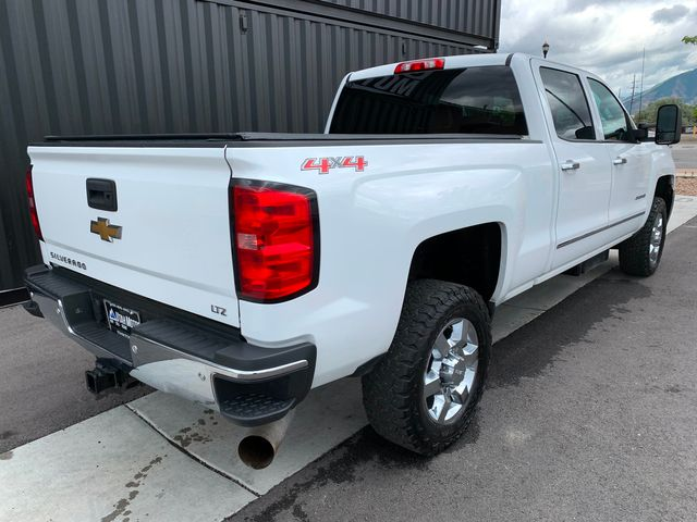 2015 Chevrolet Silverado 2500HD Built After Aug 14 LTZ in Spanish Fork, UT 84660