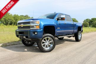 2015 Chevrolet Silverado 2500HD 4X4 High Country Lifted in Temple, TX 76502