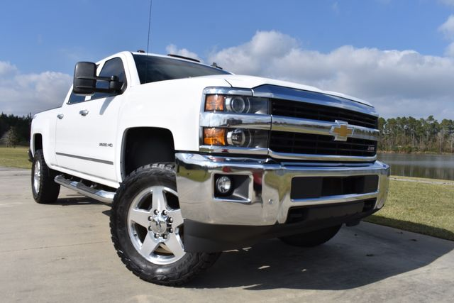 2015 Chevrolet Silverado 2500HD Built After Aug 14 LTZ in Walker, LA 70785