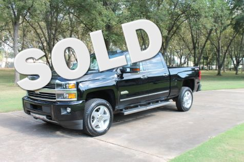 2015 Chevrolet Silverado 2500HCrew Cab 4WD High Country Duramax Diesel in Marion, Arkansas