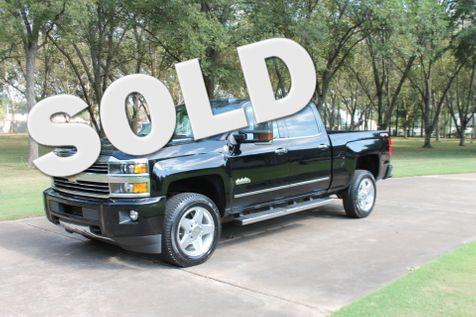 2015 Chevrolet Silverado 2500HCrew Cab 4WD High Country Duramax Diesel in Marion, Arkansas