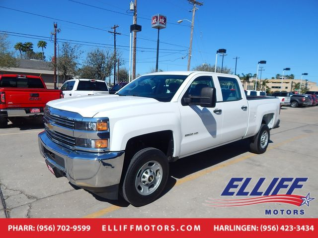 2015 Chevrolet Silverado 2500HD Crew Cab in Harlingen, TX 78550