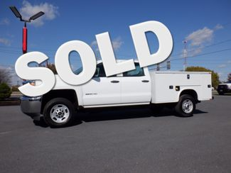 2015 Chevrolet Silverado 2500HD  Crew Cab 2wd with New 8' Knapheide Utility Bed in Lancaster, PA PA