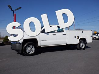 2015 Chevrolet Silverado 2500HD  Double Cab 2wd with New 8' Knapheide Utility Bed in Lancaster, PA PA