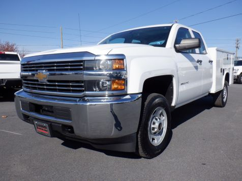 2015 Chevrolet Silverado 2500HD  Double Cab 2wd with New 8' Knapheide Utility Bed in Ephrata, PA