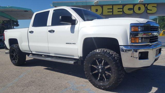 2015 Chevrolet Silverado 2500HD LT 4x4 Duramax Diesel in Fort Pierce FL, 34982