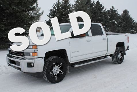 2015 Chevrolet Silverado 2500HD LTZ in Great Falls, MT