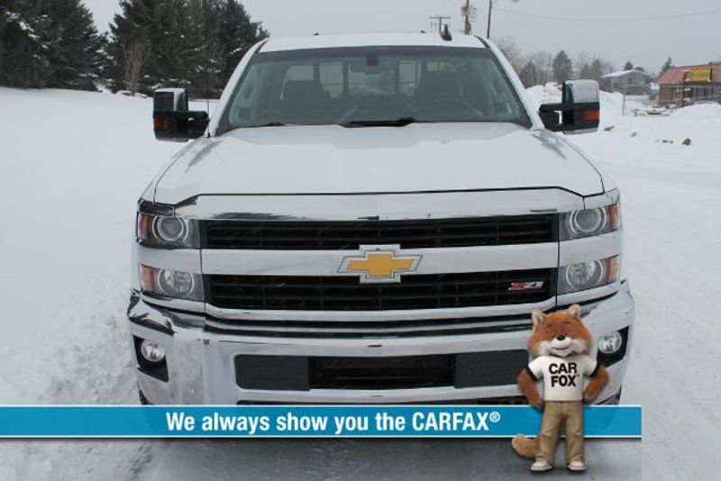 2015 Chevrolet Silverado 2500 4WD Crew Cab LTZ  city MT  Bleskin Motor Company   in Great Falls, MT