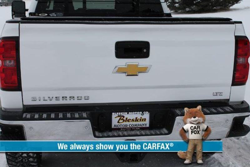 2015 Chevrolet Silverado 2500 4WD Crew Cab LTZ  city MT  Bleskin Motor Company   in Great Falls, MT