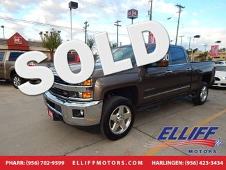 2015 Chevrolet Silverado 2500HD LTZ in Harlingen TX, 78550