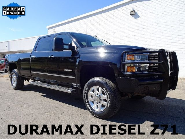 2015 Chevrolet Silverado 2500HD LTZ Madison, NC 1