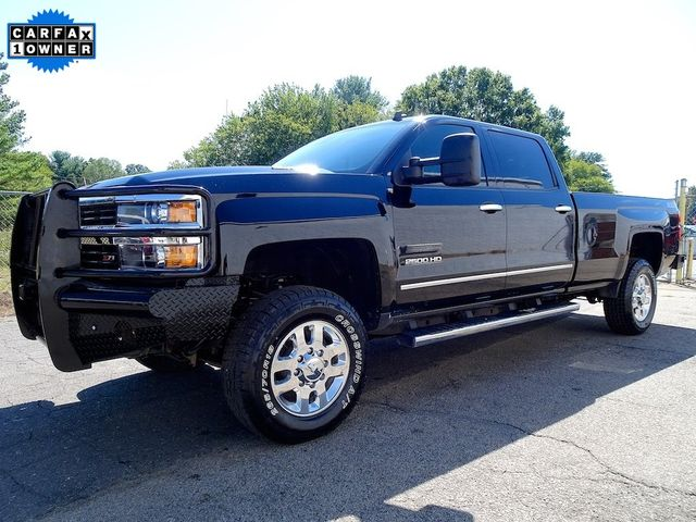 2015 Chevrolet Silverado 2500HD LTZ Madison, NC 7