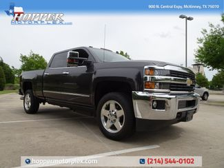 2015 Chevrolet Silverado 2500HD LTZ in McKinney, Texas 75070