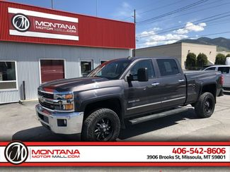 2015 Chevrolet Silverado 2500HD LTZ in Missoula, MT 59801