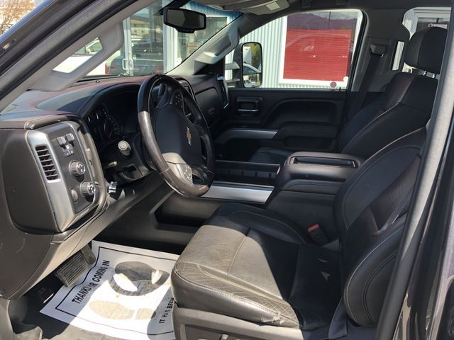 2015 Chevrolet Silverado 2500HD LTZ in Missoula, MT 59801