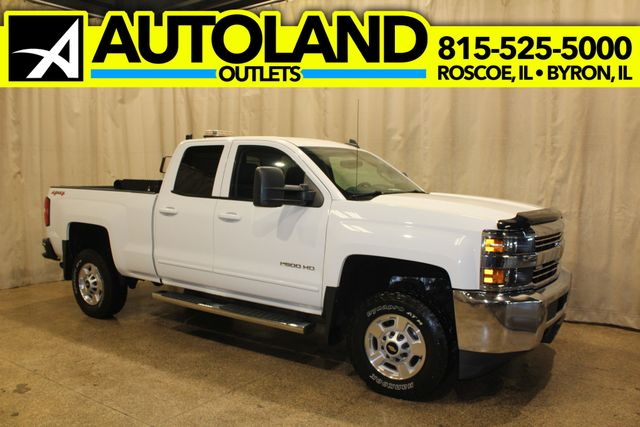 2015 Chevrolet Silverado 2500HD Gas and natural gas truck LT