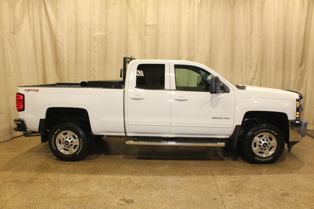 2015 Chevrolet Silverado 2500HD Gas and natural gas truck LT in Roscoe, IL 61073