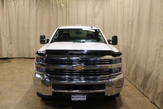 2015 Chevrolet Silverado 2500HD Natural Gas truck LT in Roscoe, IL 61073