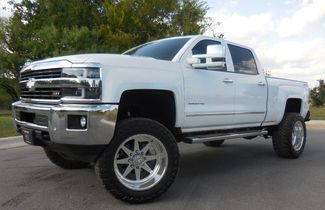 2015 Chevrolet Silverado 2500HD LTZ in New Braunfels, TX 78130