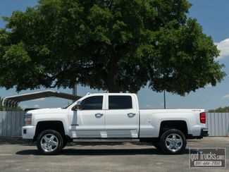 2015 Chevrolet Silverado 2500HD Crew Cab High Country 6.6L Duramax Diesel 4X4 in San Antonio Texas, 78217