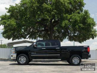 2015 Chevrolet Silverado 2500HD Crew Cab LTZ Z71 6.0L V8 4X4 in San Antonio Texas, 78217