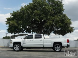 2015 Chevrolet Silverado 2500HD Crew Cab High Country 6.6L Duramax Diesel 4X4 in San Antonio Texas, 78217