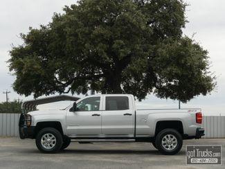 2015 Chevrolet Silverado 2500HD Crew Cab LT Z71 6.6L Duramax Turbo Diesel 4X4 in San Antonio Texas, 78217