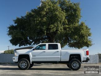 2015 Chevrolet Silverado 2500HD Crew Cab High Country 6.0L V8 4X4 in San Antonio Texas, 78217