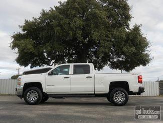 2015 Chevrolet Silverado 2500HD Crew Cab LT 6.0L V8 4X4 in San Antonio Texas, 78217