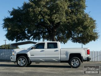2015 Chevrolet Silverado 2500HD Crew Cab High Country 6.6L Duramax Diesel 4X4 in San Antonio, Texas 78217