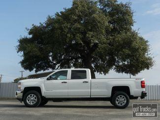 2015 Chevrolet Silverado 2500HD Crew Cab LT Z71 6.6L Duramax Turbo Diesel 4X4 in San Antonio, Texas 78217