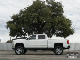 2015 Chevrolet Silverado 2500HD Crew Cab LTZ 6.6L Duramax turbo Diesel 4X4 in San Antonio, Texas 78217