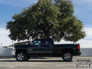 2015 Chevrolet Silverado 2500HD Crew Cab LTZ Z71 6.6L Duramax Turbo Diesel 4X4 in San Antonio, Texas 78217
