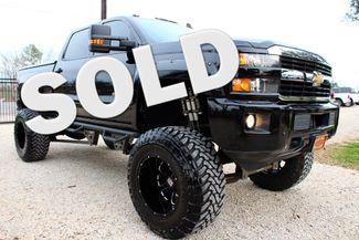 2015 Chevrolet Silverado 2500HD LT Crew 4x4 6.6L Duramax Diesel Auto LIFTED SEMA Sealy, Texas