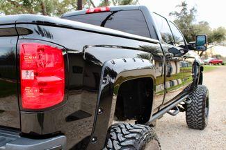 2015 Chevrolet Silverado 2500HD LT Crew 4x4 6.6L Duramax Diesel Auto LIFTED SEMA Sealy, Texas 10