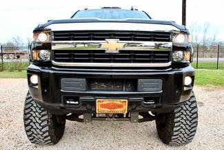 2015 Chevrolet Silverado 2500HD LT Crew 4x4 6.6L Duramax Diesel Auto LIFTED SEMA Sealy, Texas 13