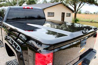 2015 Chevrolet Silverado 2500HD LT Crew 4x4 6.6L Duramax Diesel Auto LIFTED SEMA Sealy, Texas 16