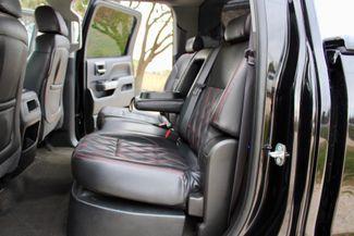 2015 Chevrolet Silverado 2500HD LT Crew 4x4 6.6L Duramax Diesel Auto LIFTED SEMA Sealy, Texas 47