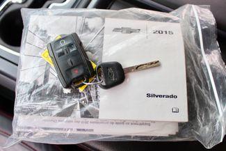 2015 Chevrolet Silverado 2500HD LT Crew 4x4 6.6L Duramax Diesel Auto LIFTED SEMA Sealy, Texas 83