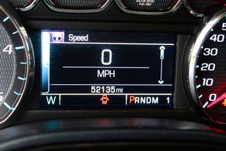2015 Chevrolet Silverado 2500HD LT Crew 4x4 6.6L Duramax Diesel Auto LIFTED SEMA Sealy, Texas 65