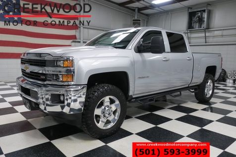 2015 Chevrolet Silverado 2500HD LTZ 4x4 Diesel Z71 Chrome 20s Leather Nav 1 Owner in Searcy, AR