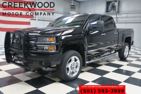 2015 Chevrolet Silverado 2500HD LTZ 4x4 Diesel Black Nav Sunroof Tv Dvd Chrome 20s in Searcy, AR