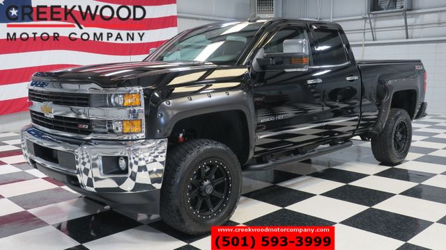 2015 Chevrolet Silverado 2500HD LTZ 4x4 Z71 Diesel Black Leather Nav 1 Owner CLEAN in Searcy, AR 72143