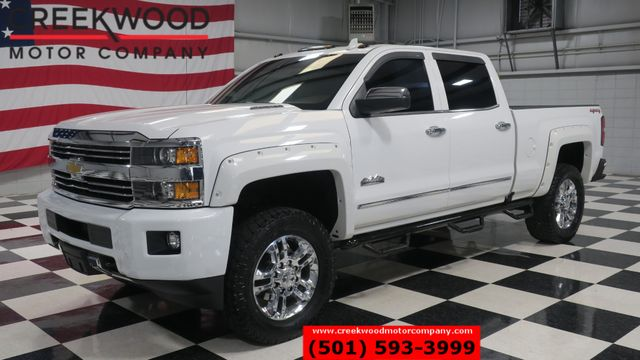 2015 Chevrolet Silverado 2500HD High Country 4x4 Diesel Leveled Nav Roof 1 Owner in Searcy, AR 72143
