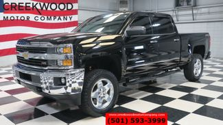 2015 Chevrolet Silverado 2500HD LTZ 4x4 Gas Black Chrome 20s Leather Nav CLEAN in Searcy, AR 72143