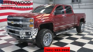 2015 Chevrolet Silverado 2500HD LTZ 4x4 Diesel Leveled Chrome XD 20s Nav Low Miles in Searcy, AR 72143
