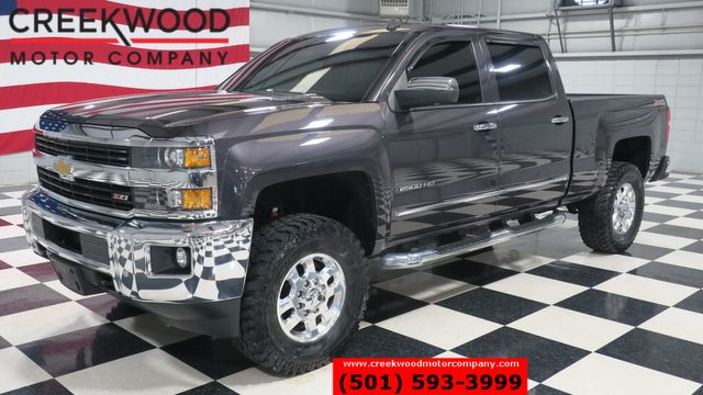 2015 Chevrolet Silverado 2500HD LTZ 4x4 Z71 Diesel Low Miles 1 Owner Nav Roof NICE in Searcy, AR 72143